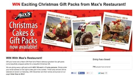 Christmas Giveaways Ideas For Customers - 5 awesome ideas for giveaways on facebook