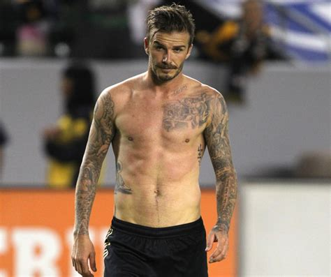 david beckham tattoo regret david beckham quotes the birthday boy in his own wise