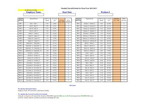 Semi Monthly Payroll Calendar Template Calendar Printable Template Semi Monthly Payroll Calendar 2017 Template