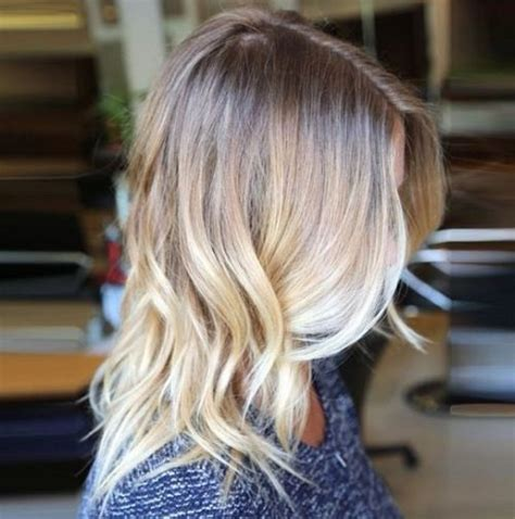 light brown and platinum blonde ombre hair blonde ombre hair to charge your look with radiance