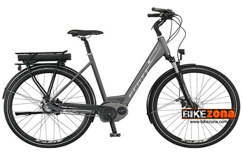scott e sub comfort scott e sub comfort 10 unisex 2014 bicicletas el 201 ctricas