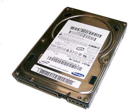 Hardisk Samsung samsung sp0411n spinpoint pl40 40gb 7200rpm 2mb ide 3 5 quot disk drive ebay
