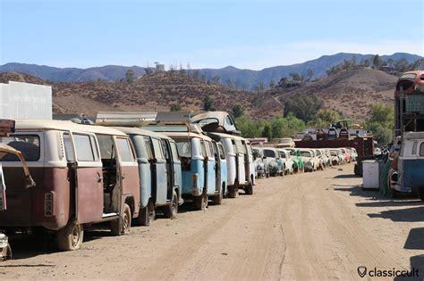 the junkyard interstate vw junkyard california classiccult