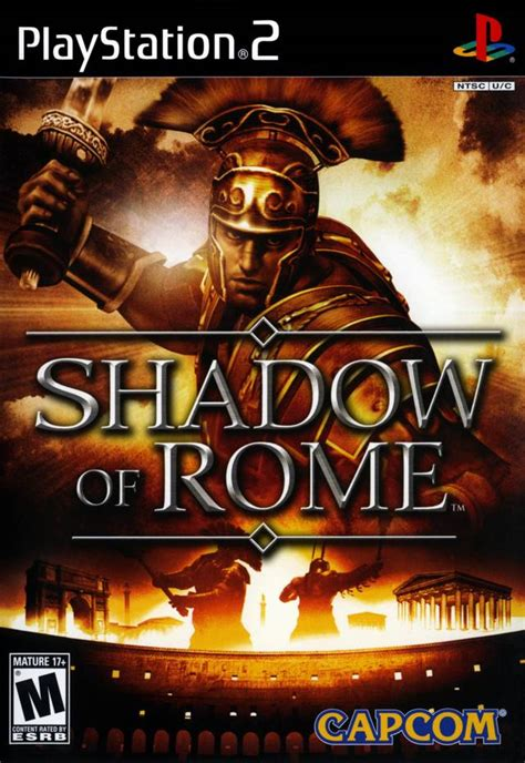 emuparadise game ps2 shadow of rome usa iso