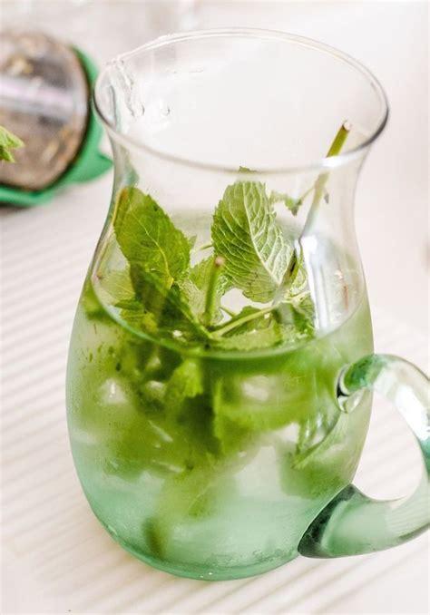 cara membuat infused water lemon mint 8 resep infused water sederhana agar air putih jadi