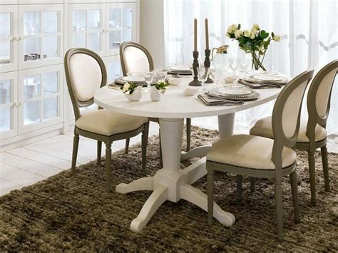 tavoli ovali bianchi tavoli ovali foto 25 41 design mag