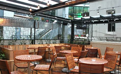 backyard bar auckland the glass goose auckland dining heart of the city