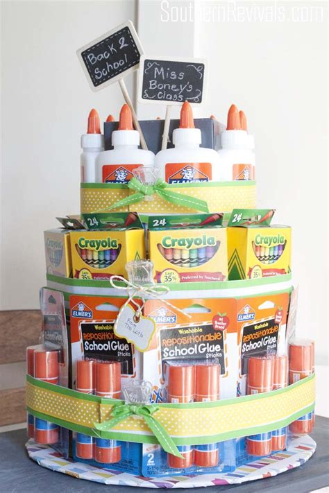 Cake Supplies by School Supplies Quot Cake Quot A S Gift She Ll Actually