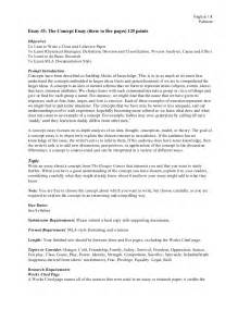 Catching Essay by Essay 3 Concept Hunger