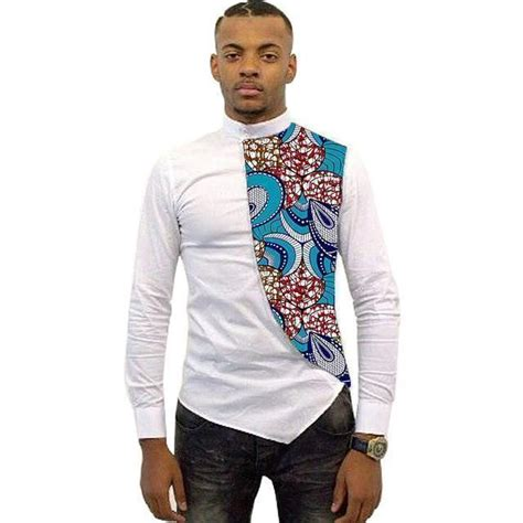 african kitenge shirts buy asymmetrical men s african shirts men kitenge dashiki