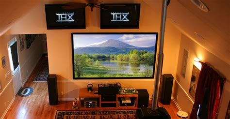what you should before setting up a home theatre