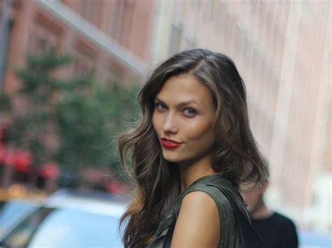 karlie kloss hair color karlie kloss gorgeous locks inspiration pinterest
