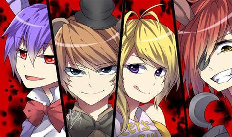 imagenes de fnaf in anime bonnie fnaf 161 oh my doll el juego de las mu 241 ecas