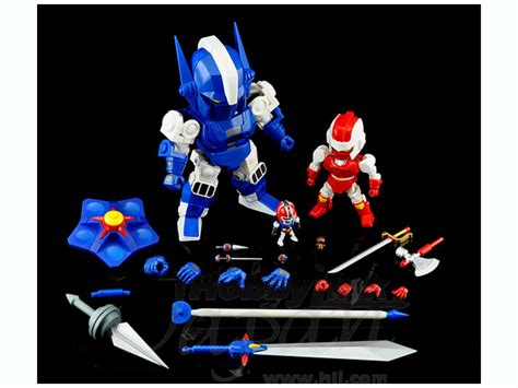 Hbj3478 Es Gokin Gordian Warrior es gokin gordian warrior by fewture hobbylink japan