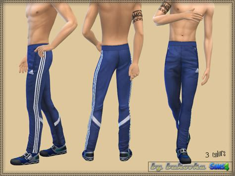 tsr sims 4 clothes sports bukovka s set adidas