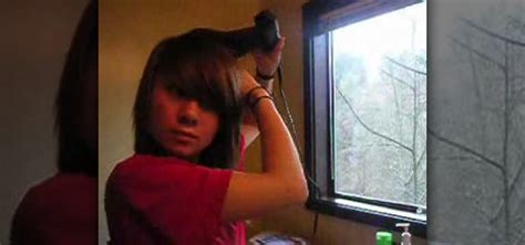 how to do emo hairstyles how to create an emo scene hair style without teasing