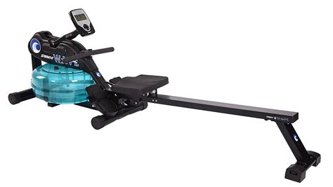 Small Home Rowing Machine Stamina Wave 1450 Water Rower Review Rowing Machine