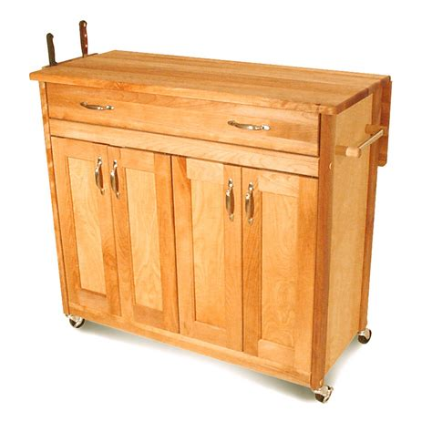 shop catskill craftsmen mid size kitchen island at