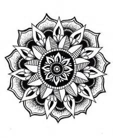 mandala flower tattoos pinterest mandalas flower and flower mandala