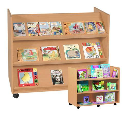 Book Display Shelf E4e Sided Book Display Shelf
