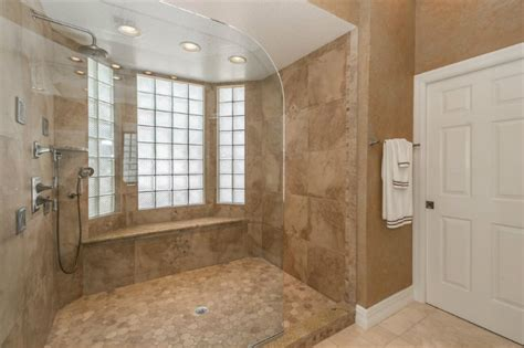 10 walk in showers for your luxury bathroom