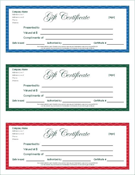 gift certificate template open office coupon template open office invitation template