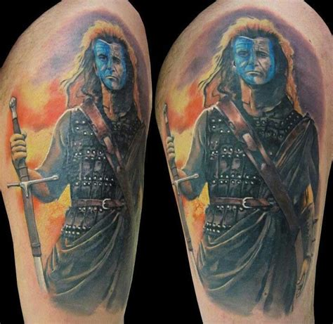 braveheart tattoo designs braveheart tattoos braveheart