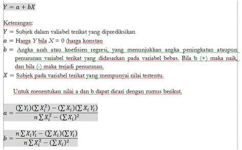 Buku Rumus Dan Data Dalam Analisis Statistik beberapa teknik dalam statistik
