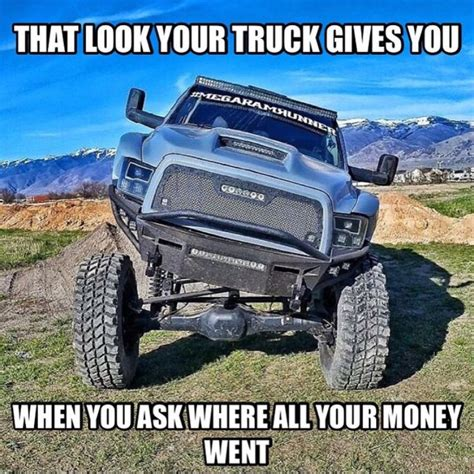 Mini Truck Meme - www dieselpowergear com cummins mega ram runner