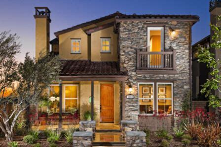 nhd home plans new homes at pardee s manzanita trail offer buyers classic