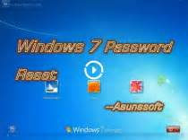 asunsoft windows vista password reset professional asunsoft video guide center