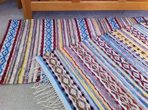 friday rag rugs warped for