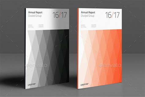 20 annual report template word indesign and psd format