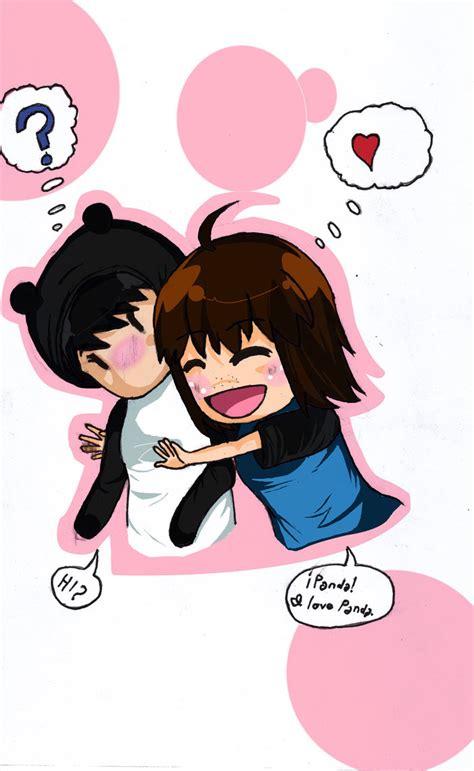 Free Hugs Panda friends hugging drawing clipart panda free clipart images