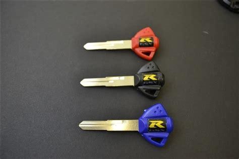 Suzuki Motorcycle Key Replacement Suzuki Motorcycle Key Replacement Gsxr 600 750 1000