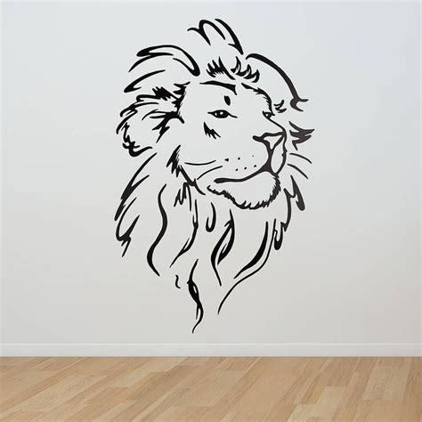lion outline tattoo 25 best ideas about design on