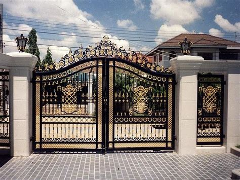 house main entrance gate design main entrance gate design gharexpert