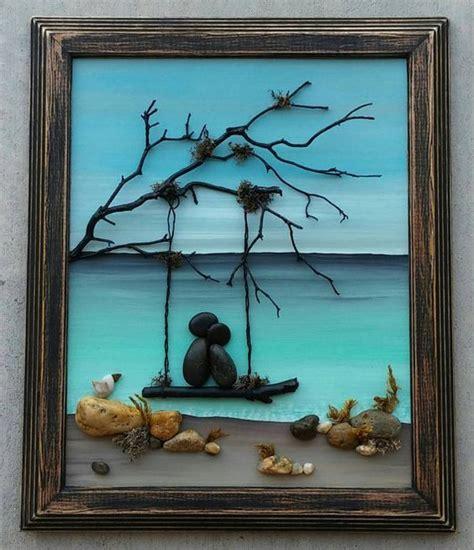 swing by swing pebble best 25 river rock crafts ideas on pinterest rock