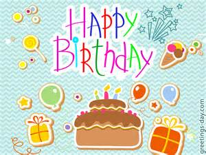 happy birthday greeting cards image to you friend on birthday