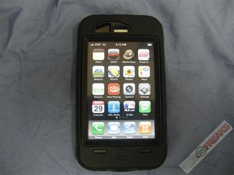 the otterbox for iphone 3g defender technogog