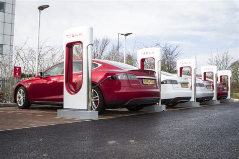 tesla charging tesla expands destination charging network in europe with