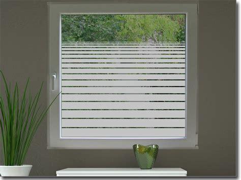 Fensterfolien Sichtschutz by Sichtschutzfolie Verlauf Milchglasfolie Mit Streifen