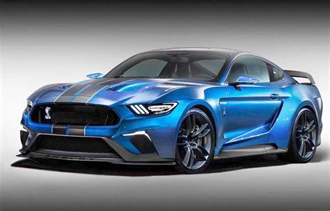 2020 Ford Mustang Cobra 2020 mustang cobra kit wheels gt500 center