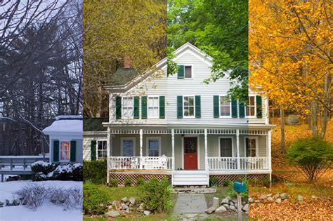House Seasons by As The Season Changes Opportunity Arises For Time