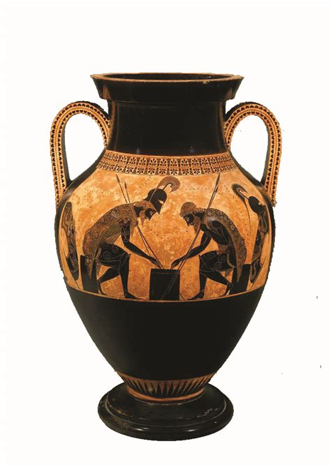 Greece Vase by Manfra S Table October 2016