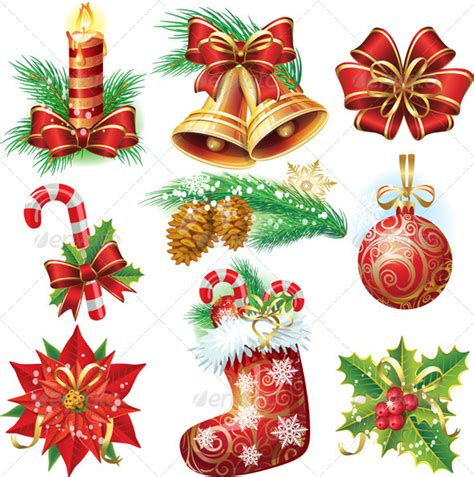 images of christmas symbols set with christmas symbols and objects by wikki33