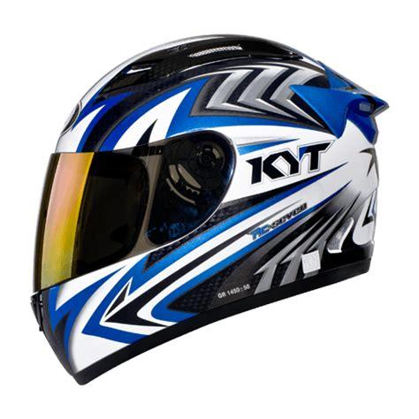 Helm Kyt Rc710 Whitered helm kyt rc seven seri 8 pabrikhelm jual helm murah