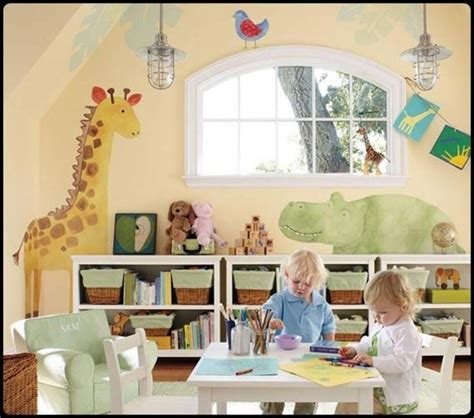 7 top playroom design ideas
