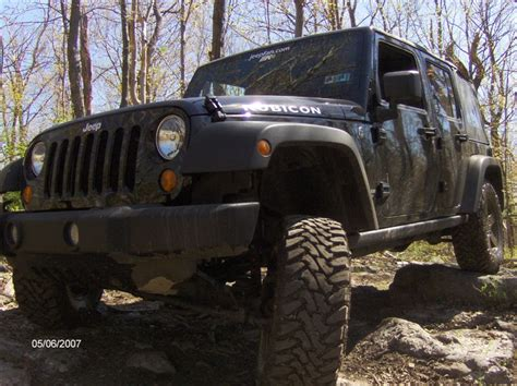 Oklahoma Jeep Trails Jeep Wrangler Unlimited Trail Review Jeepfan