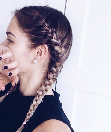 two french braids with weave 100 easy and stylish summer braid hairstyles style skinner